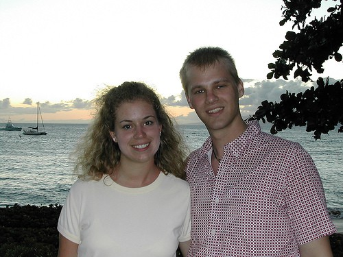 Honeymoon on Maui