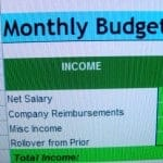 Unintended Consequences Of Doing A Budget
