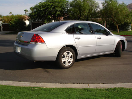 2006 Chevrolet Impala LT