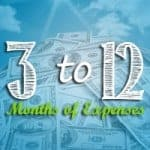 Why You Should Save 3 To 12 Months Of Expenses In Emergency Savings