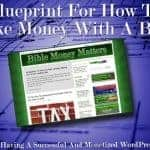 Blueprint For How To Make Money With A Blog:  Advice From Successful Bloggers
