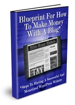 how to get money from your blog