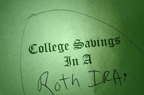roth ira to save for college