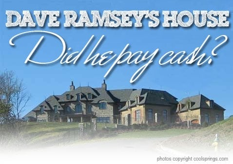 Dave Ramsey's House