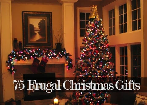 75 Frugal Christmas Gifts