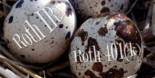 Roth IRA Vs. Roth 401k
