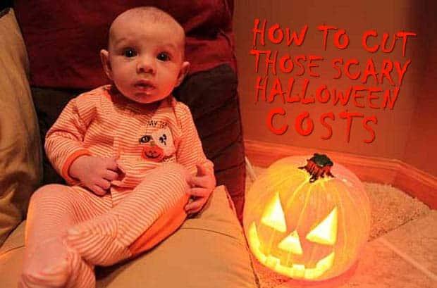 cut halloween costs