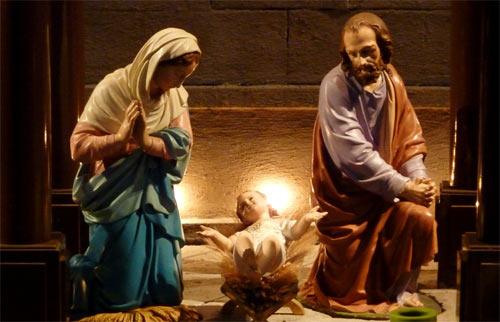 celebrating Jesus at Christmas