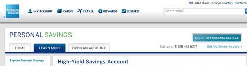 American Express Savings Review