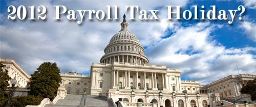 Payroll Tax Holiday