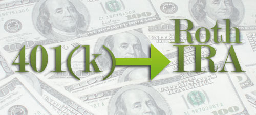 How to do a 401k to Roth IRA Rollover