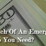 Paying Down Debt With Gazelle Intensity? How Much Of An Emergency Fund Do You Need?