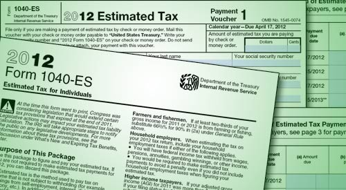 estimated tax details