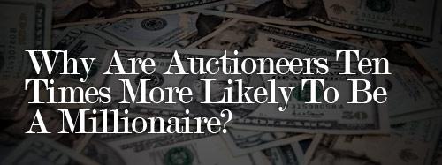 Things that help increase likelihood of being a millionaire