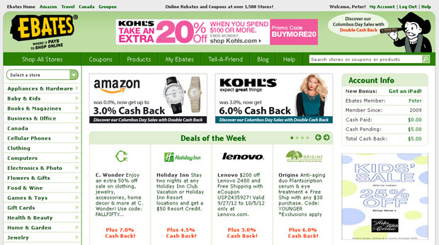 ebates review