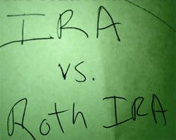 2013 Roth IRA and Traditional IRA contribution limits