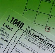 IRS Accepting 2012 Tax Returns January 30th