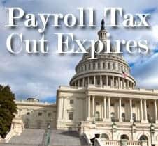 Payroll Tax Cut Expires and Paychecks Decrease