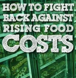 Rising Food Costs