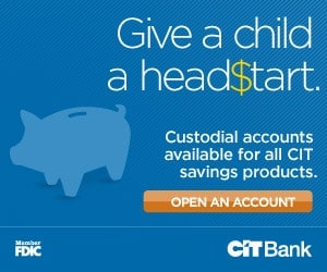 custodial savings accounts