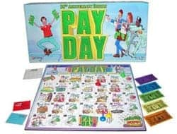 Payday Game and Personal Finance