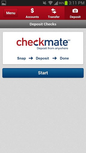 Capital One 360 Mobile App