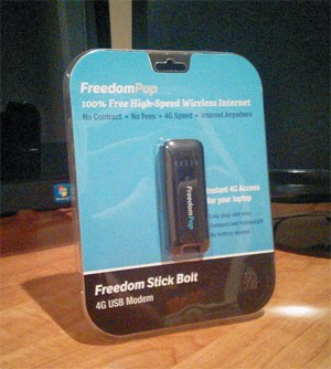 FreedomPop Freedom Stick Bolt