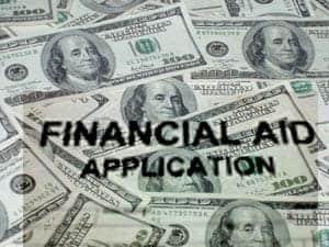 Student Finances - Financial Aid