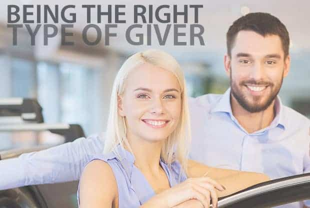 types-of-givers