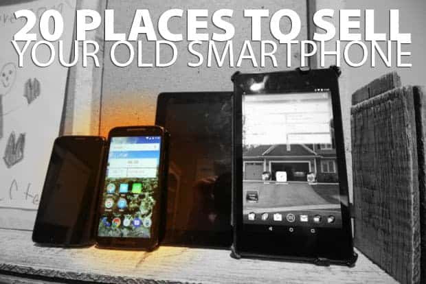 Places To Sell Old Smartphones