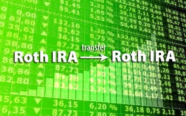 Roth IRA Transfer