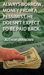 money quotes - pessimists