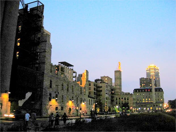 things to do in Minneapolis - Mill City Museum