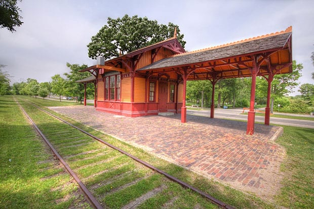 things to do in Minneapolis - Minnehaha Depot