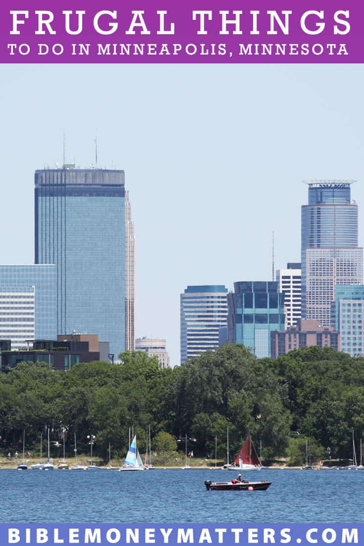 What are some ways that you can can have some fun in Minneapolis, while keeping things on the thrifty side? Time to be fun and frugal in Minnesota!