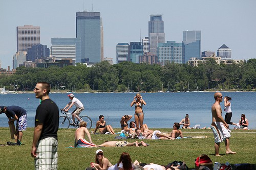 things to do in Minneapolis - Lake Bde Maka Ska (Formerly Lake Calhoun)