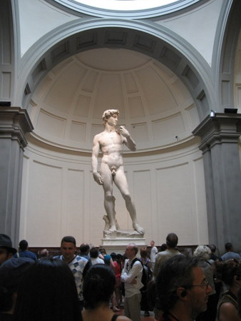 The David Sculpture