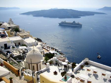 Santorini, Greece Cruise