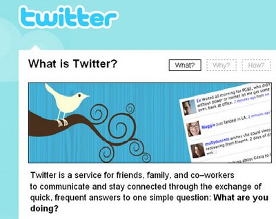 Enforce Your Brand On Twitter: Use A Custom Background