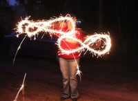 Camper-with-sparklers