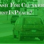 Cash For Clunkers Program Suspended After Only A Few Days. Here Is Why