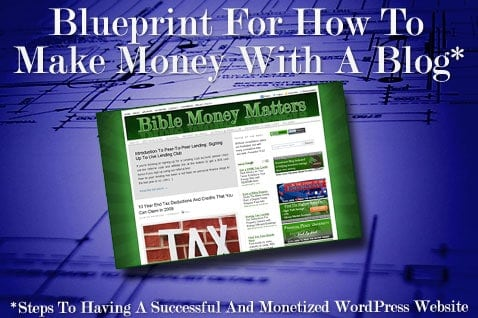 Blueprint for how to make money with a blog advice from successful advice on how to make money with a blog from successful bloggers malvernweather Choice Image