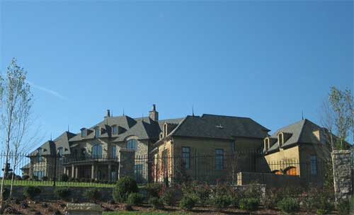 Dave ramsey 39 s new house did he follow his own advice and for How much does a lake house cost