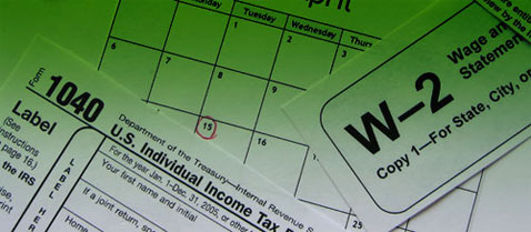 2012 Federal Income Tax Brackets