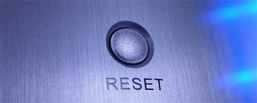 Financial Reset Button