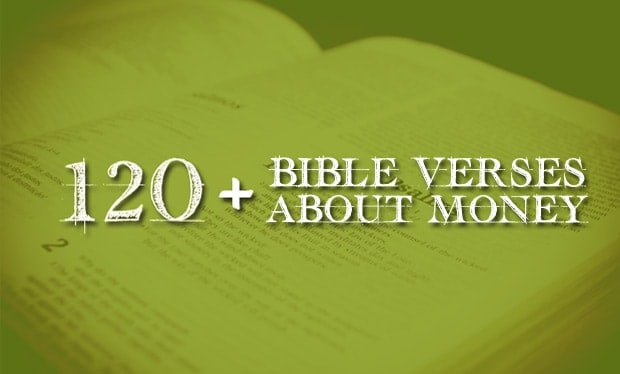 the bible has a lot to say about our financial and spiritual lives here is
