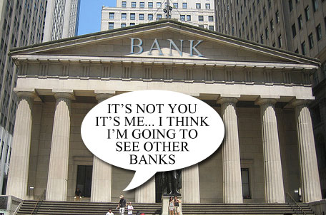 Time To Switch Banks