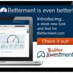 Betterment changes