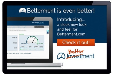 Betterment changes