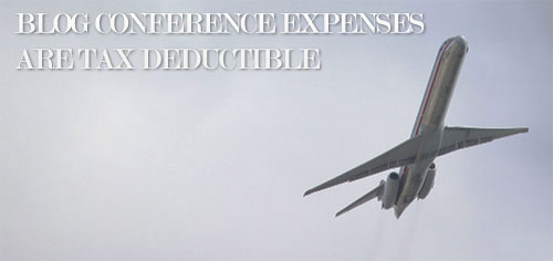 Blog Conference Tax Deductible